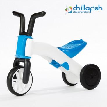 Chillafish Ποδήλατο Εκμάθησης Ισορροπίας Bunzi 2 Σε 1 Blue CPBN01BLU