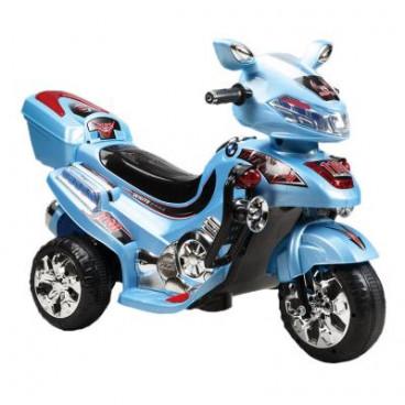 Moni Ηλεκτροκίνητη Μηχανή C031 Blue