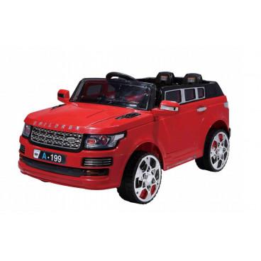 Cangaroo Ηλεκτροκίνητο Αυτοκίνητο A199 Red