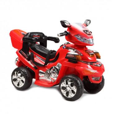 Moni Ηλεκτροκίνητη Μηχανή B021 Red