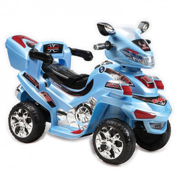Moni Ηλεκτροκίνητη Μηχανή B021 Blue
