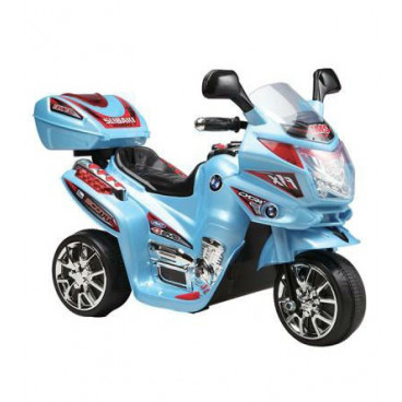 Moni Ηλεκτροκίνητη Μηχανή C051 Blue