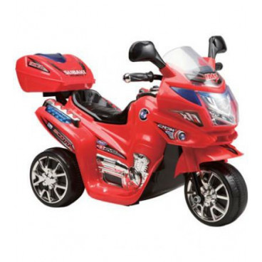 Moni Ηλεκτροκίνητη Μηχανή C051 Red