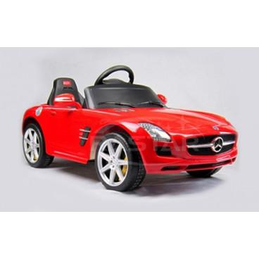 Cangaroo Ηλεκτροκίνητο Αυτοκίνητο Mercedes-Benz Sls Amg 81600 Red