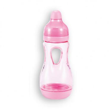 Difrax μπιμπερό με εύκολη λαβή, 170ml Pink