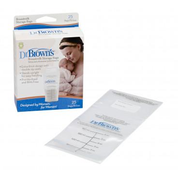 Dr.Brown Σακουλάκια φύλαξης μητρικού γάλακτος 4005