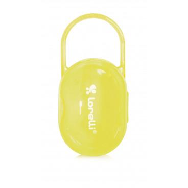 Lorelli Θήκη Πιπίλας Yellow 1022047