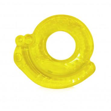 Lorelli Κρίκος Οδοντοφυΐας Snail Yellow 1021060