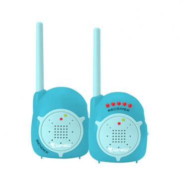 Lorelli Ενδοεπικοινωνία Baby Phone Blue 1028002002