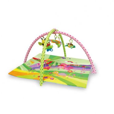 Lorelli Χαλάκι Δραστηριοτήτων Fairy Tales Πράσινο 1030033