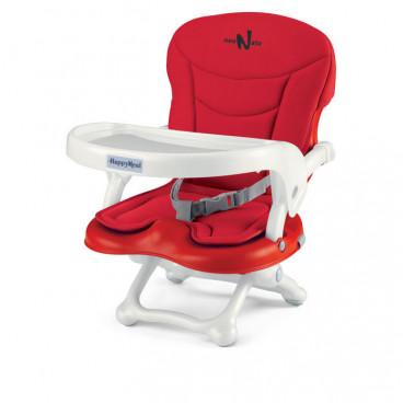 Neonato Καρεκλάκι Καρέκλας Happy Meal Κόκκινο 31