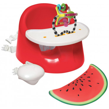 Prince Lionheart Καρεκλάκι Φαγητού Καρέκλας Pod Flex Plus Watermelon 7211
