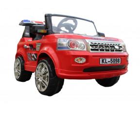 Storgi Ηλεκτροκίνητο Αυτοκίνητο Landrover Red 412169