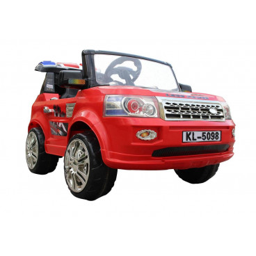 Storgi Ηλεκτροκίνητο Αυτοκίνητο Landrover Red