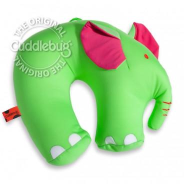Cuddlebug Παιδικό Μαξιλαράκι Αυχένα Ελεφαντάκι