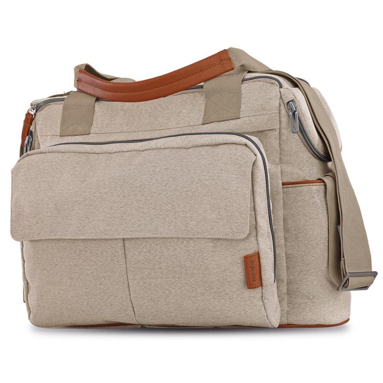 3b3cddbaf4 Oneira Inglesina Τσάντα Αλλαξιέρα Dual Bag Rodeo Sand AX91K0RDS