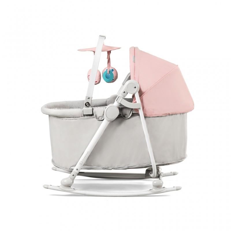 555d467bc16 Oneira KinderKraft Ρηλάξ Καλαθούνα Unimo 5 Σε 1 Pink KKBUNIMPNK0000